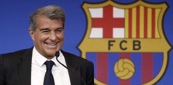 Лапорта рассказал, когда президентом «Барселоны» станет женщина - фото
