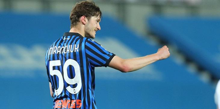В «Аталанте» отреагировали на интерес «Милана» к Миранчуку  - фото