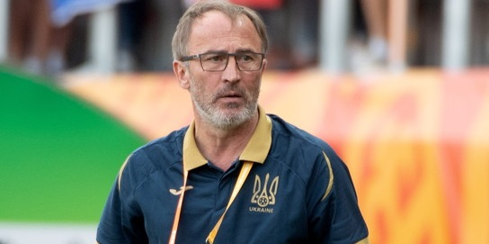 Петраков – исполняющий обязанности главного тренера сборной Украины  - фото