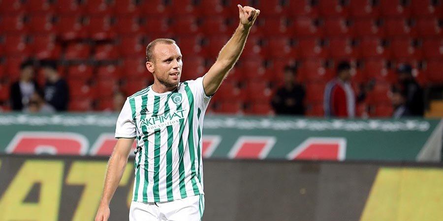 Глушаков рассказал об эмоциях от первого гола за «Ахмат» - фото