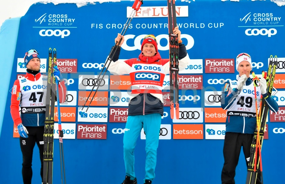 Телеаудитория лыжных гонок в России может вдвое превысить население Норвегии - фото