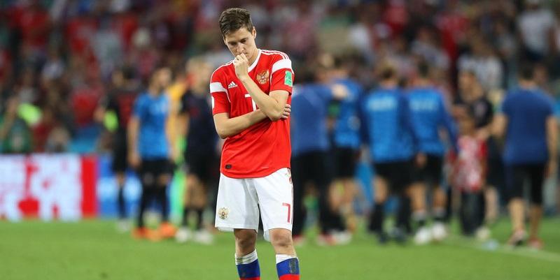 «Мы способны показать агрессивный футбол». Кузяев – о матче против Дании - фото