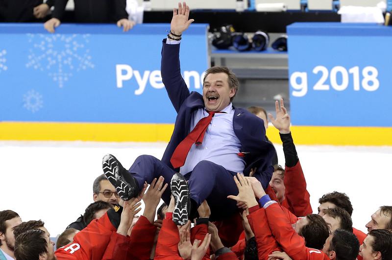Знарок возглавит сборную России на Олимпиаде - фото