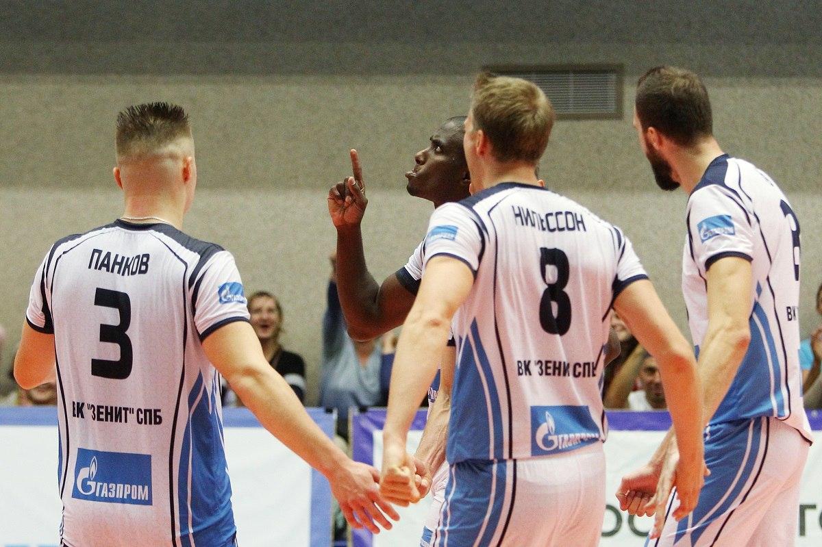 «Зенит» и «Динамо-ЛО» узнали своих соперников в плей-офф - фото