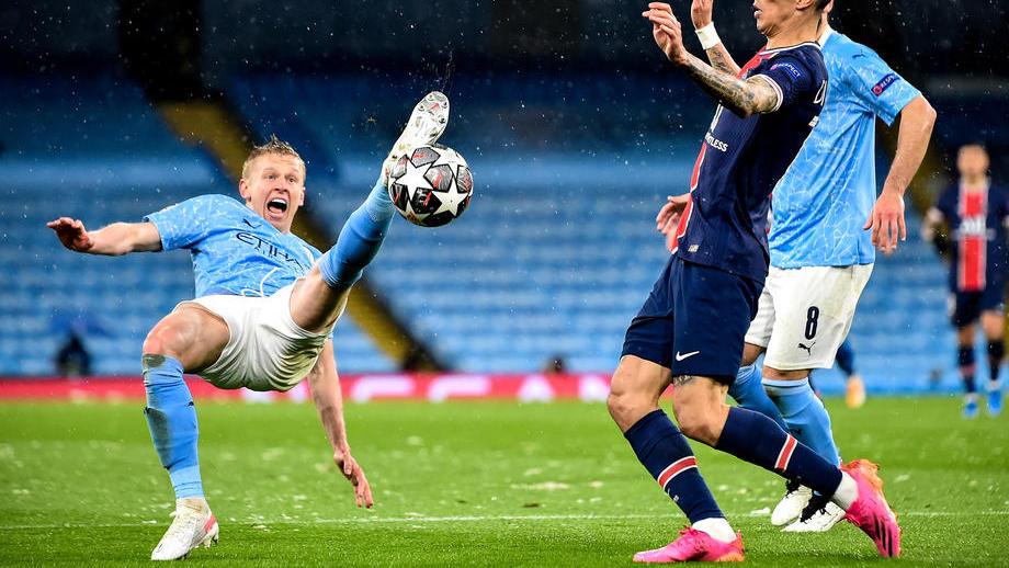 Мощь! Зинченко вывел «Манчестер Сити» в финал Лиги чемпионов - фото