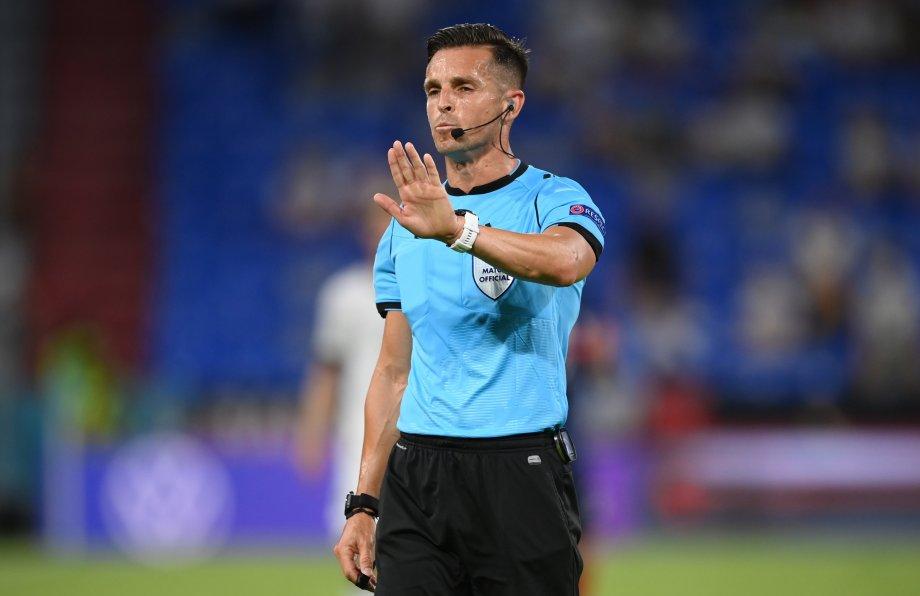 В УЕФА рассказали причину замены арбитра на матч «Спартак» - «Бенфика» - фото