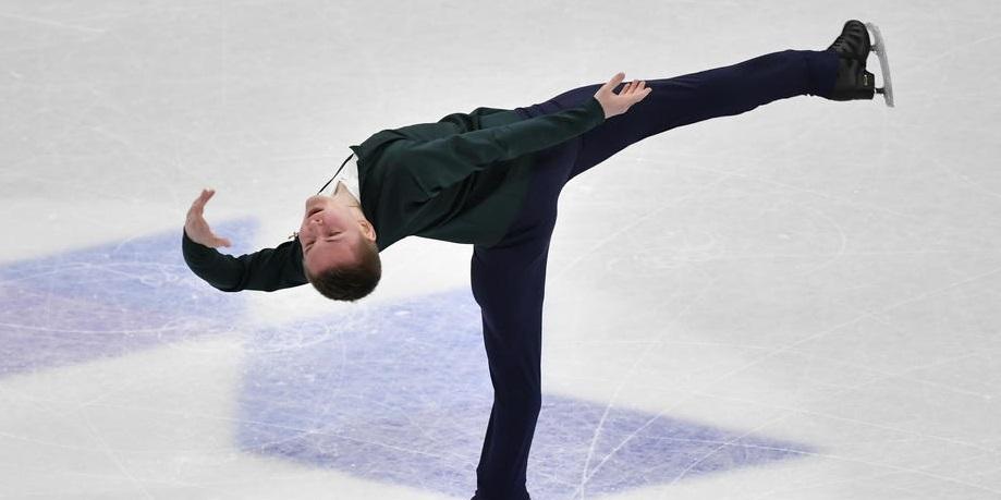Коляда прокомментировал ошибку в короткой программе на чемпионате мира - фото
