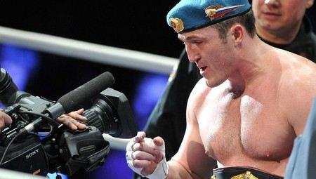 Денис Лебедев лишен пояса WBA - фото