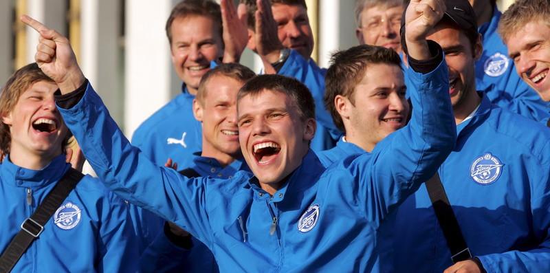 Будет гол, будет два, будет Кубок УЕФА. Триумф «Зенита» и шутки Андрея Аршавина - фото