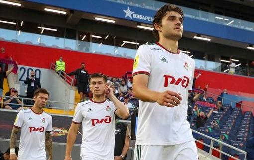 В список уходящих из «Локомотива» игроков попал только Крыховяк. И то по собственному желанию - фото