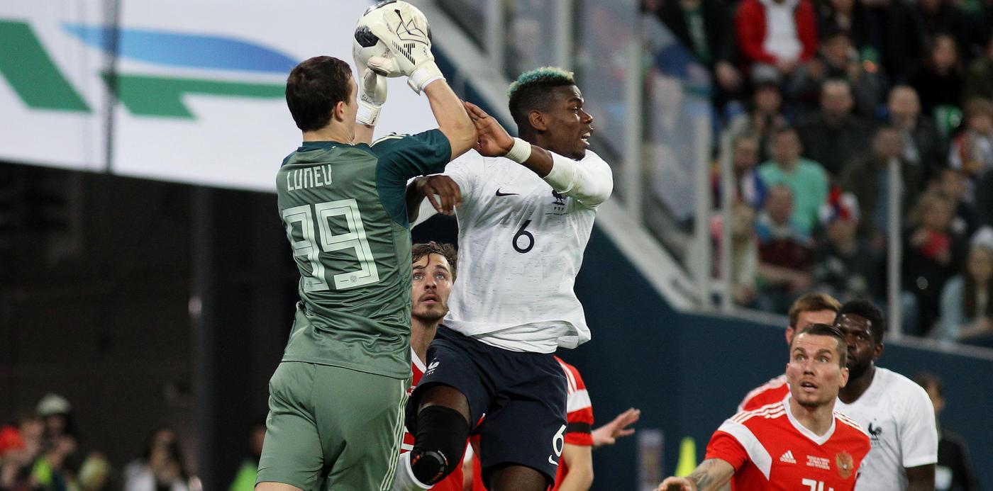 Россия — Франция: «трехцветные» не убедили, чемпионом мира будет Бразилия? - фото