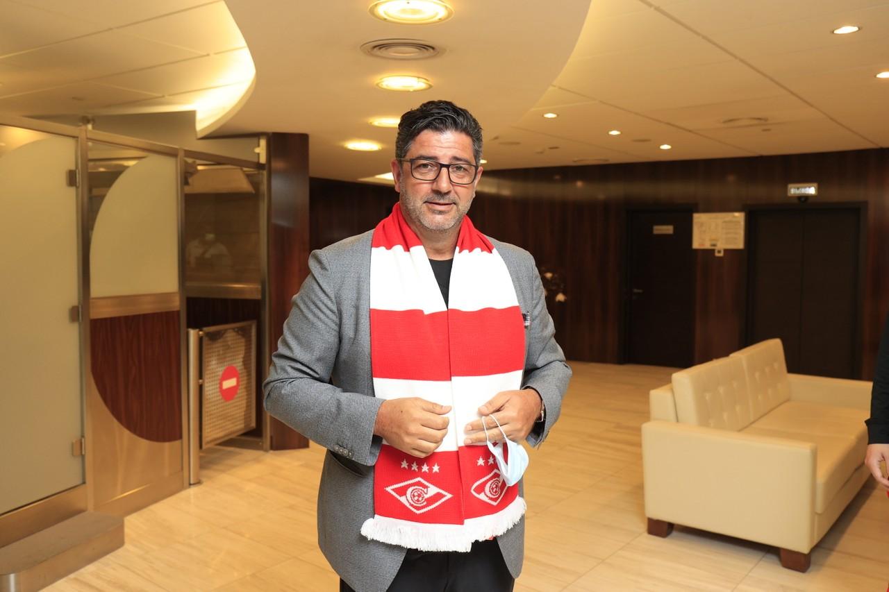 Руй Витория рассказал о том, кто войдет в тренерский штаб - фото