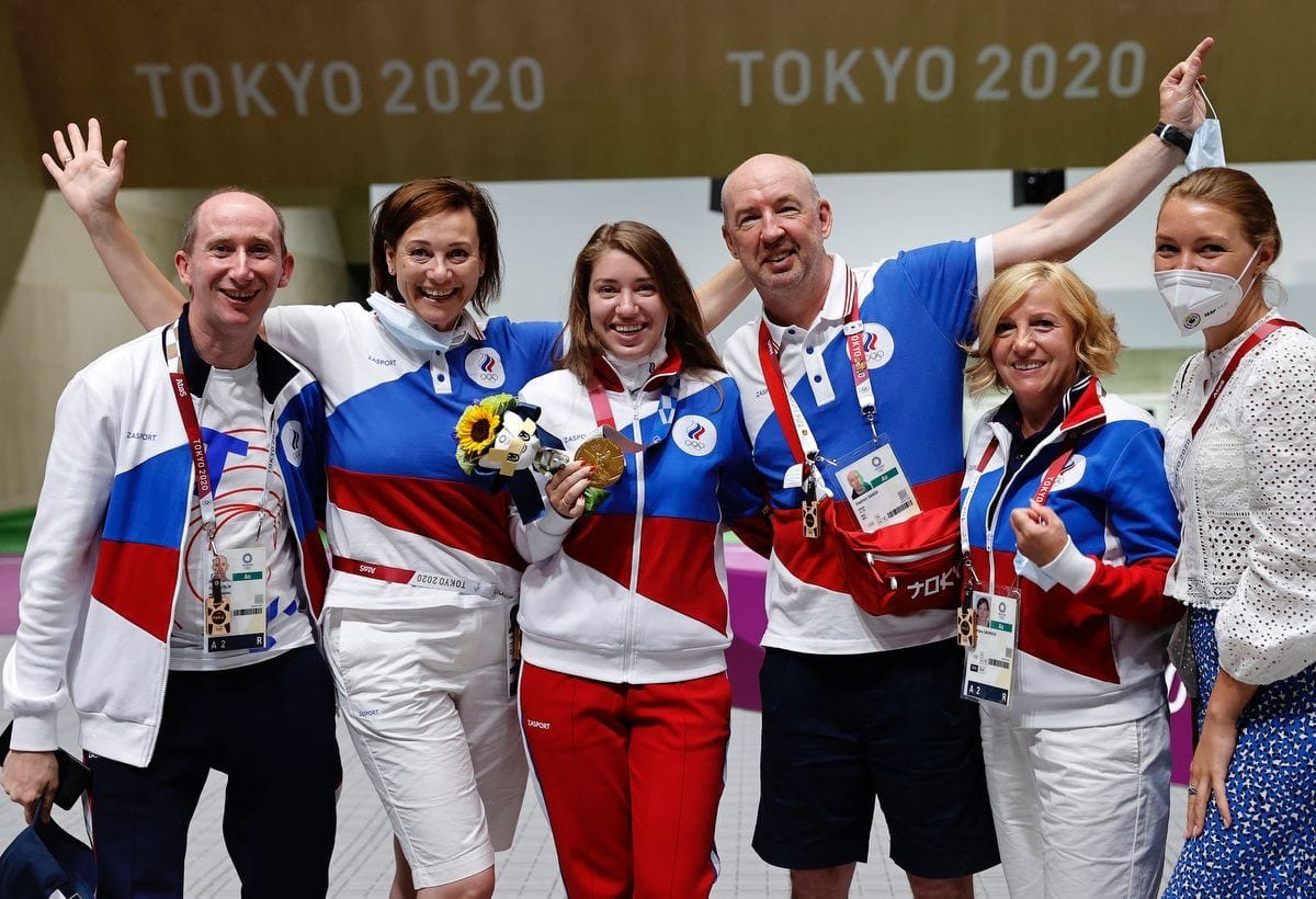 Дмитрий Свищев: Тем ценнее победа Бацарашкиной, что добыта в таких условиях Олимпиады   - фото