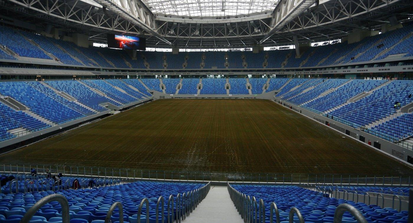 ОФИЦИАЛЬНО: Матчи «Зенита» с «Уралом», «Тереком» и «Краснодаром» состоятся на «Санкт-Петербург Арене» - фото