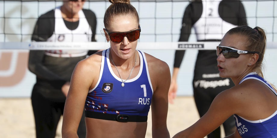 Российские пляжницы прекратили борьбу за медаль на Олимпиаде-2020 - фото