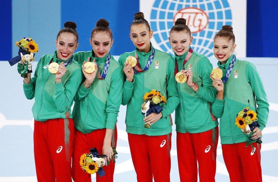 Федерация художественной гимнастики Болгарии считает, что на Олимпиаде их команда выступила лучше сборной России - фото