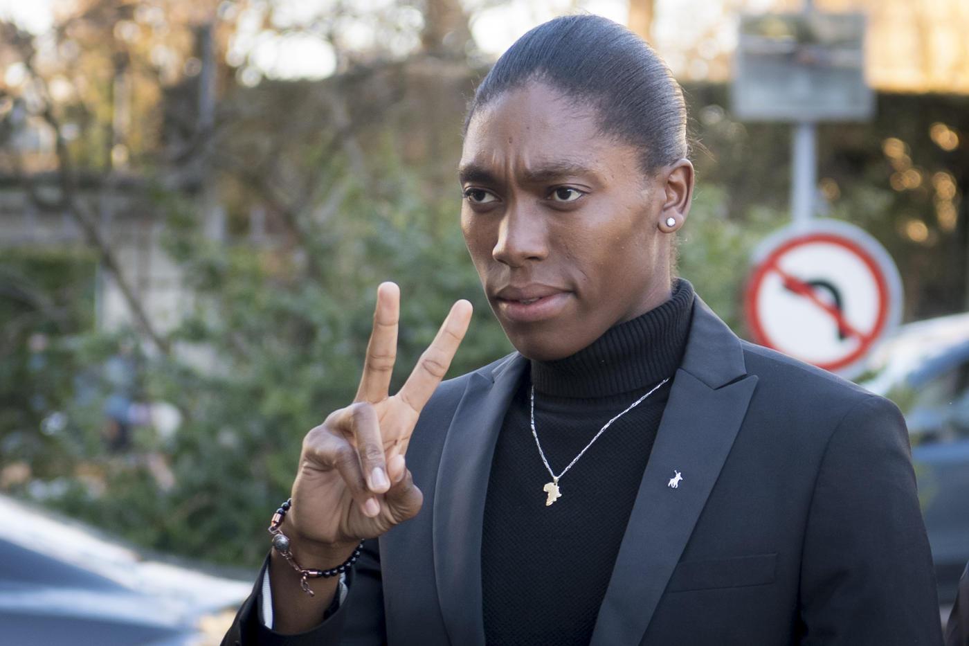 Швейцария запретила IAAF редактировать женщин. Главная победа Кастер Семени - фото