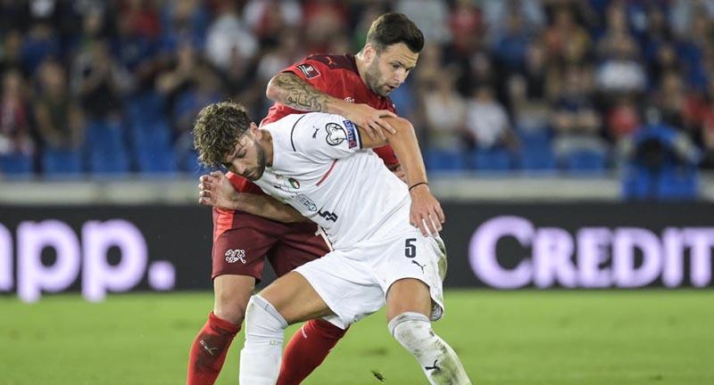 Сборная Италии установила мировой рекорд, сыграв вничью со Швейцарией - фото
