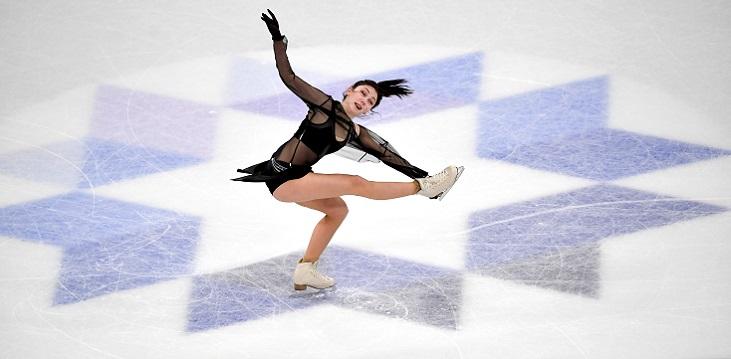 Туктамышева выиграла короткую программу на Finlandia Trophy, установив личный рекорд - фото