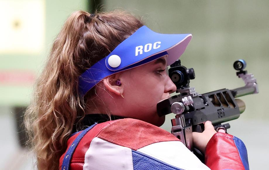 Галашина принесла первую Олимпийскую медаль сборной России - фото