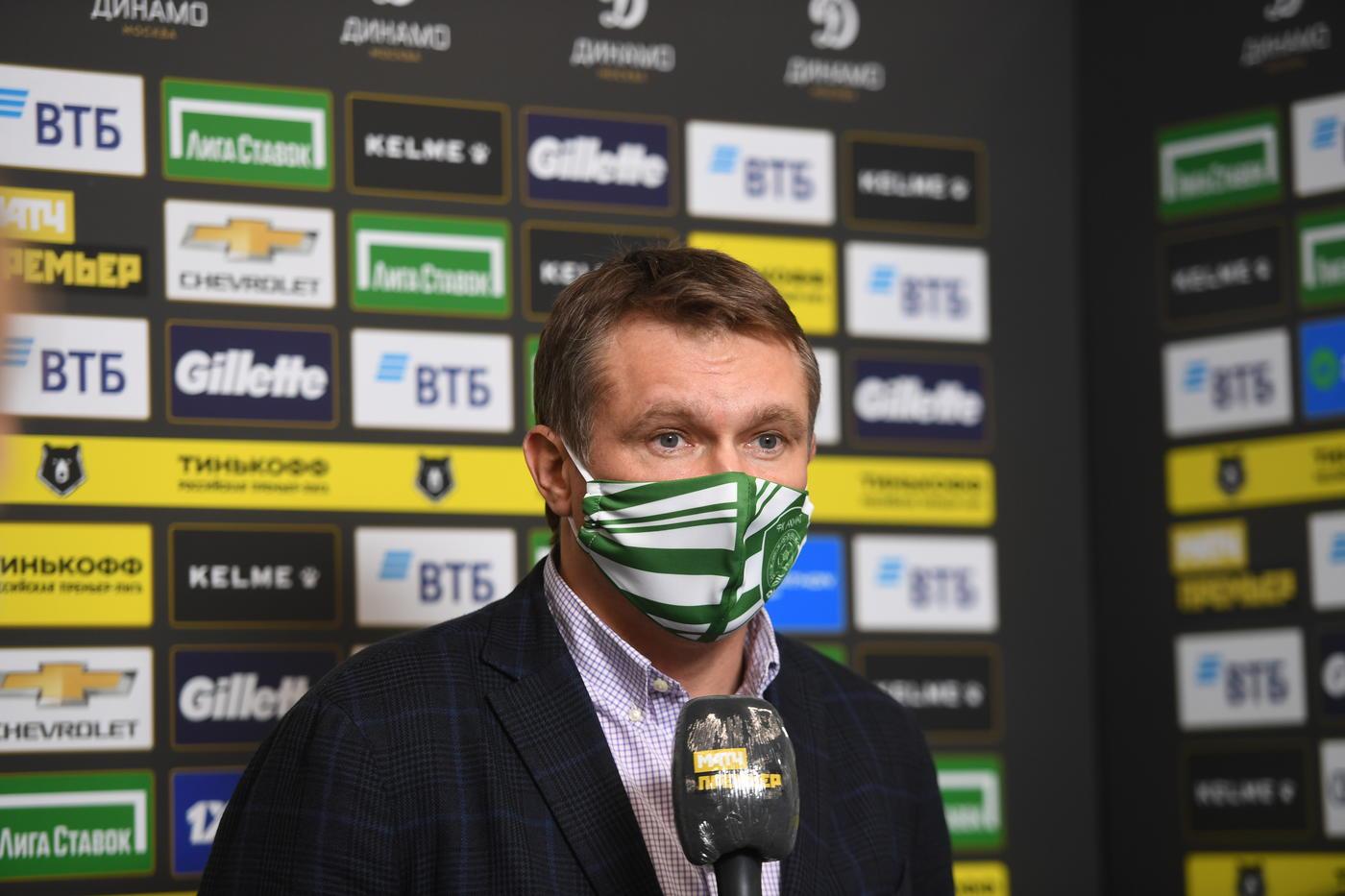 За что Талалаев обидел «Динамо»? - фото