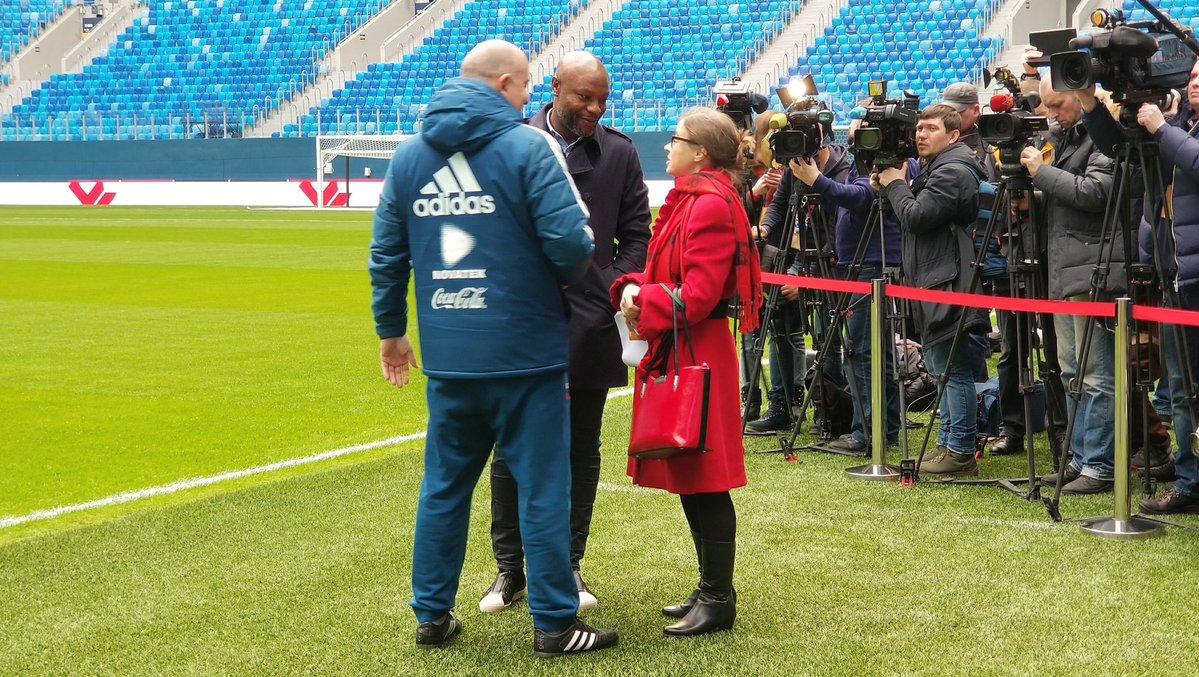 Вильям Галлас: Товарищеский матч будет сложным и для России, и для Франции - фото