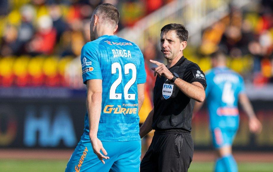 Почему Семак не сделал ставку на Дзюбу? Главный тренер «Зенита» ошибся с реакцией на игру