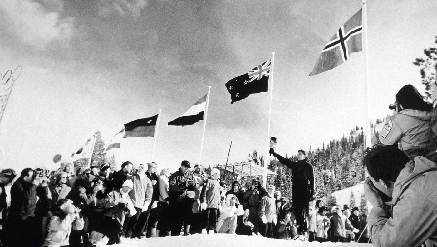 61 год назад Восток и Запад объединились на Олимпийских играх. Как это было в Скво-Вэлли - фото