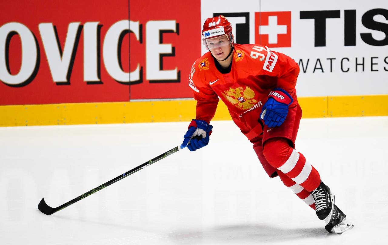 Олимпийский чемпион Барабанов пожертвовал миллион рублей детям перед отъездом в НХЛ - фото