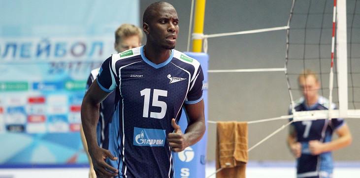 Кубинскому волейболисту «Зенита» предоставили российское гражданство - фото
