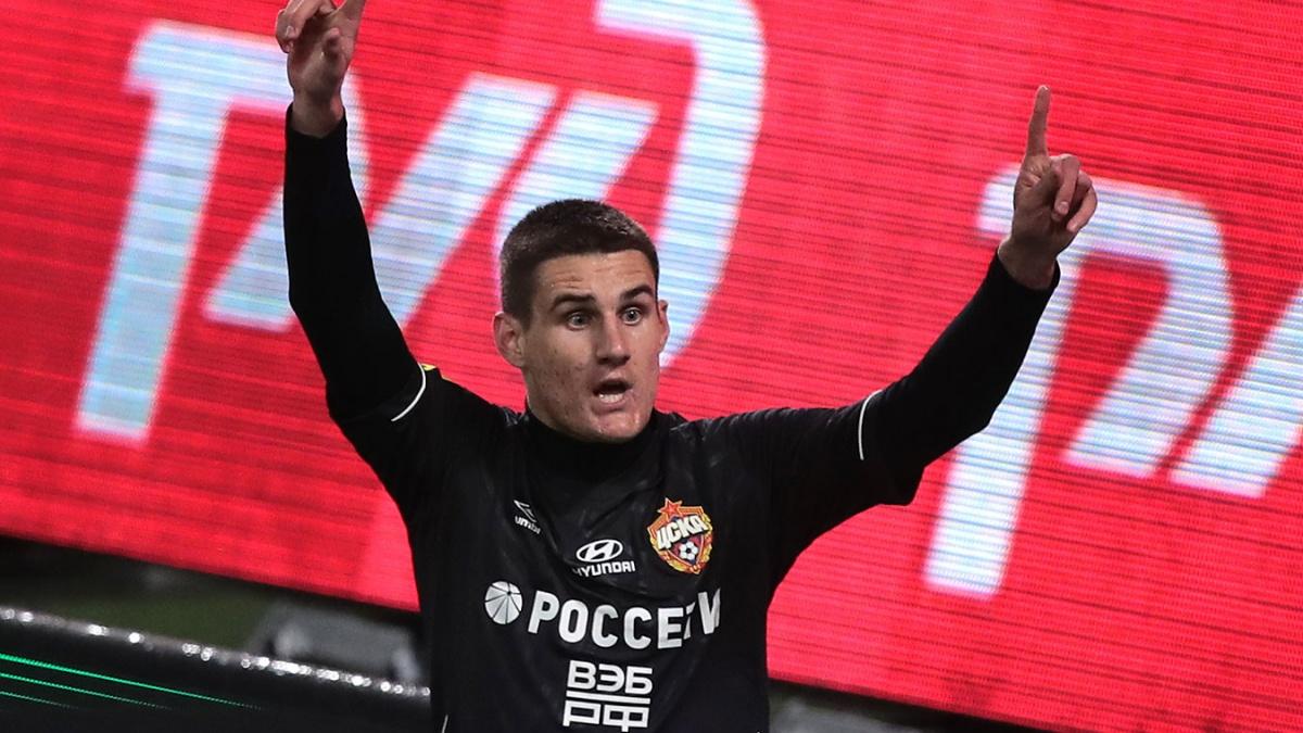 Футболку Шкурина, отказавшегося играть за Белоруссию, уже оценивают в 710 долларов - фото