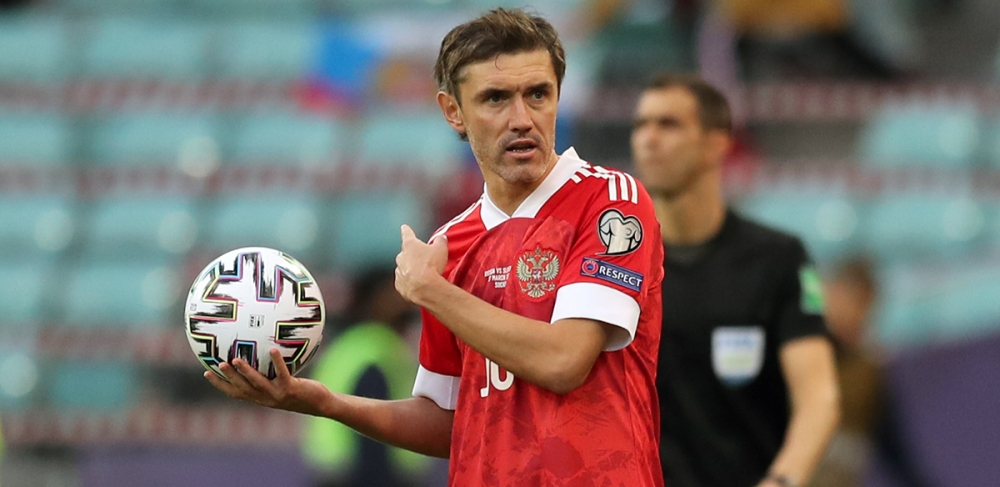 Жирков - самый возрастной игрок в истории сборных России и СССР на Евро - фото
