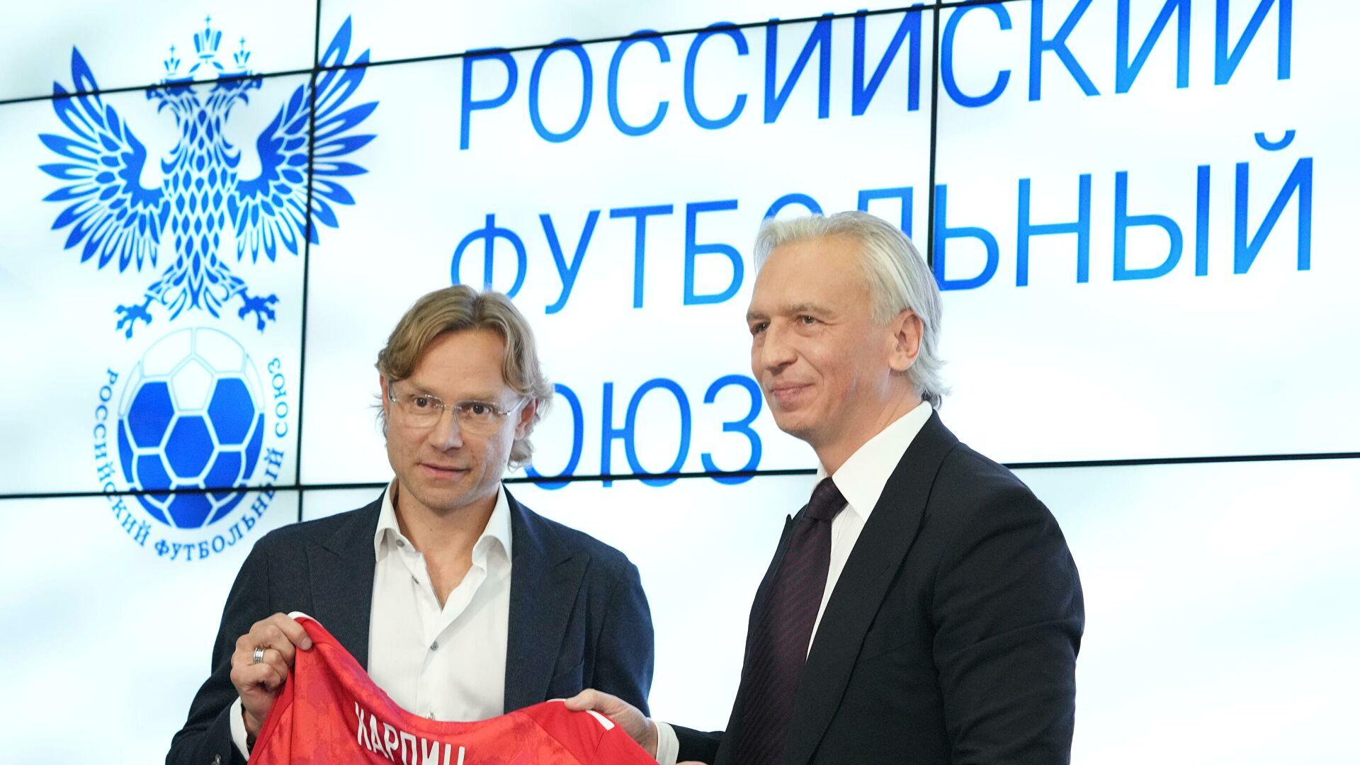 Дюков: Карпин не был резервным вариантом для сборной России - фото