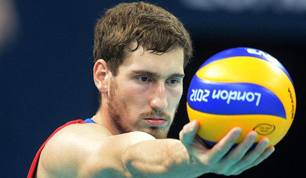 Российские волейболисты одержали вторую победу на Чемпионате Европы - фото