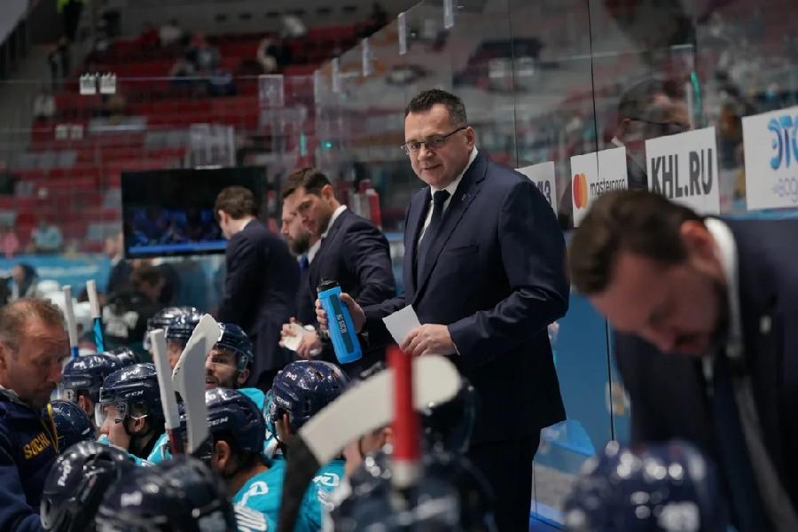 Андрей Назаров рассказал о причинах массовой драки на матче КХЛ - фото