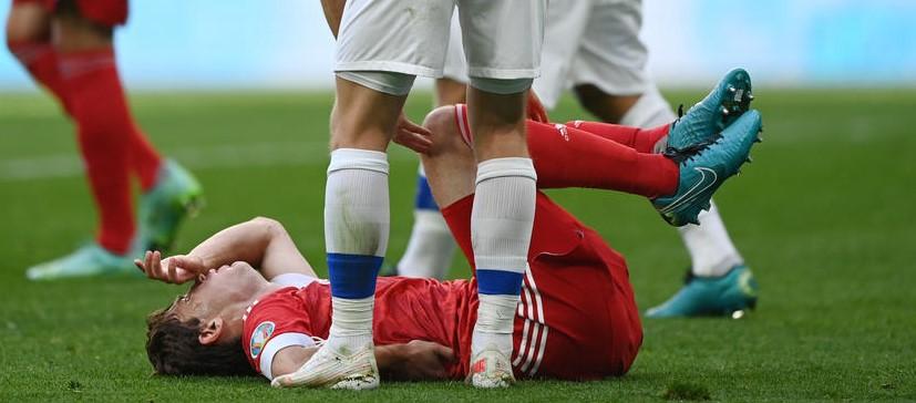 Бывший врач «Локомотива»: «Есть 3 варианта сроков восстановления Марио» - фото
