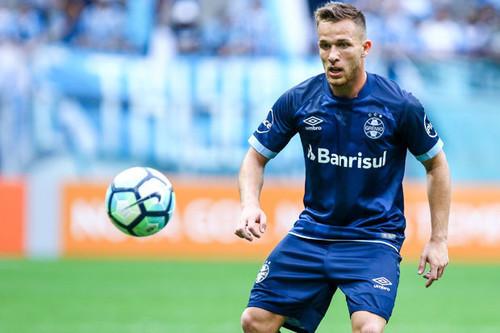 Полузащитник «Гремио» Артур может стать игроком «Реала» - фото