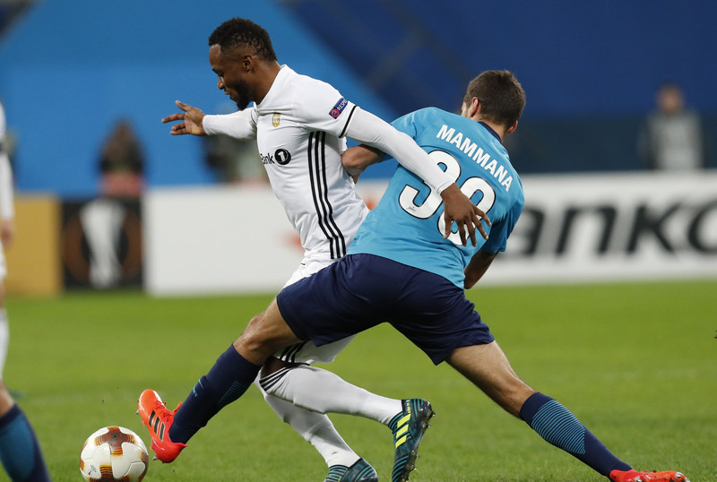 Российский нападающий уедет играть в Бразилию, Мамману перевели в «Зенит»-2 и другие новости дня - фото