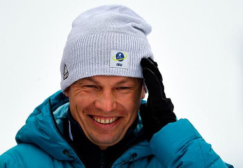 Майгуров остался доволен бронзой в эстафете на чемпионате мира - фото