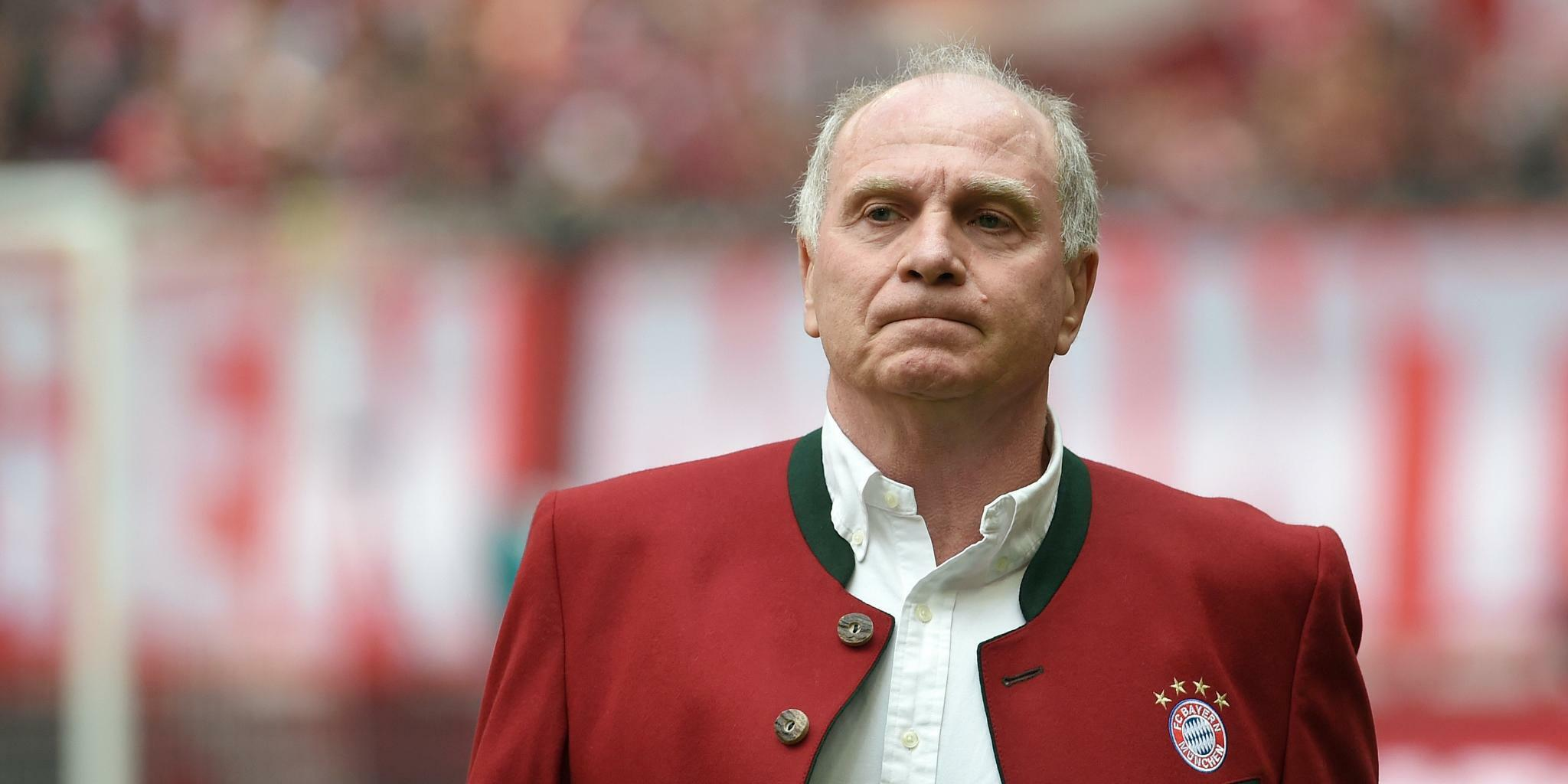 Окорока в капитаны? Что может значить для немецкого футбола уход Ули Хенесса из «Баварии» - фото
