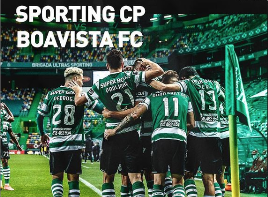 «Спортинг» выиграл чемпионат Португалии спустя 19 лет, прервав гегемонию «Бенфики» и «Порту» - фото