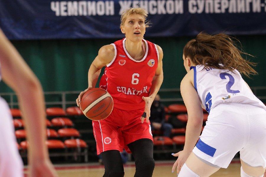 Бронзовая призерка Олимпийских игр Водопьянова высказалась о лимите на легионеров - фото