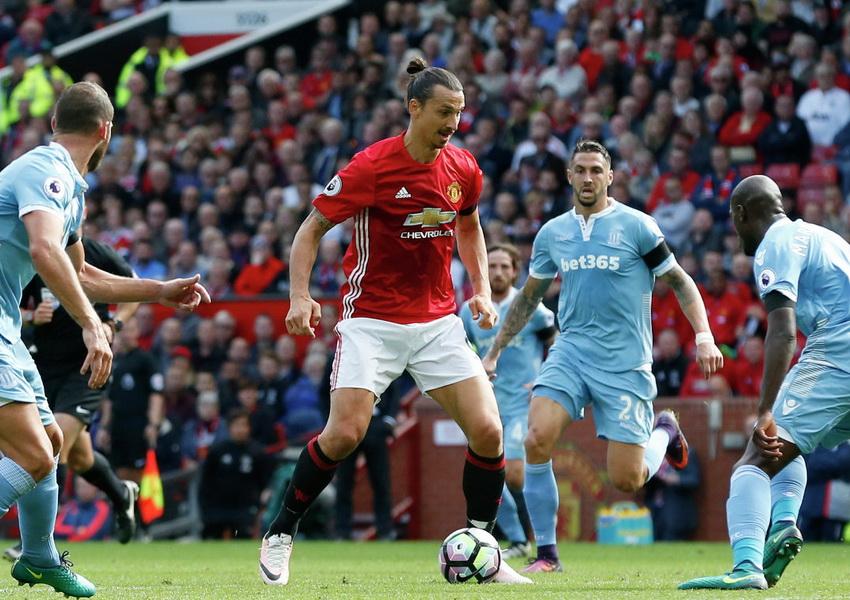 Букмекеры: «Манчестер Юнайтед» «всухую» сыграл со «Стоук Сити» - фото