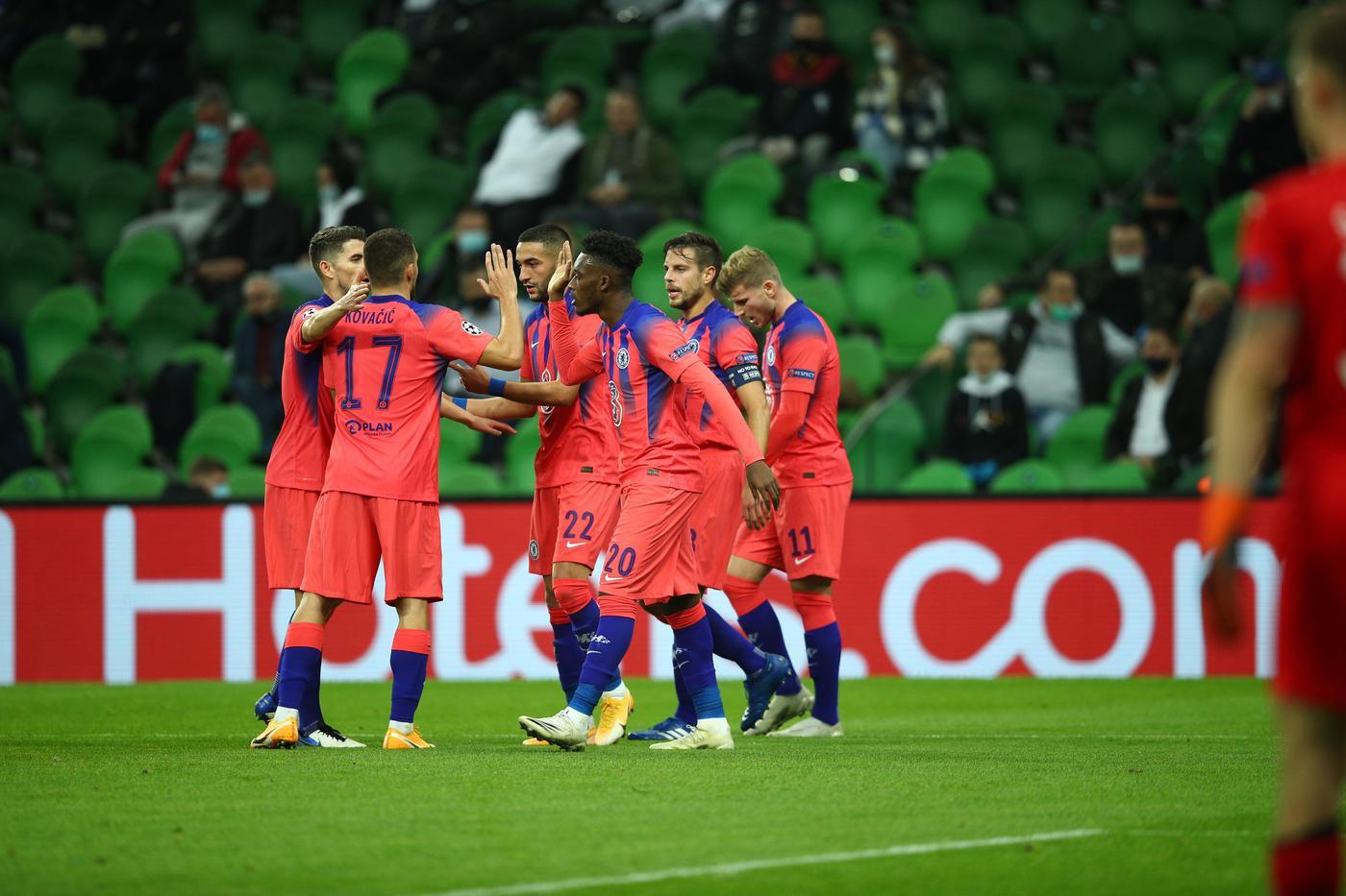 «Краснодар» – «Челси» – 0:4 результат и обзор матча - фото