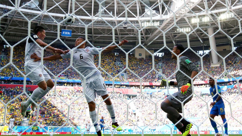 «Санкт-Петербург» повторил рекорд посещаемости на матче Бразилия — Коста-Рика - фото