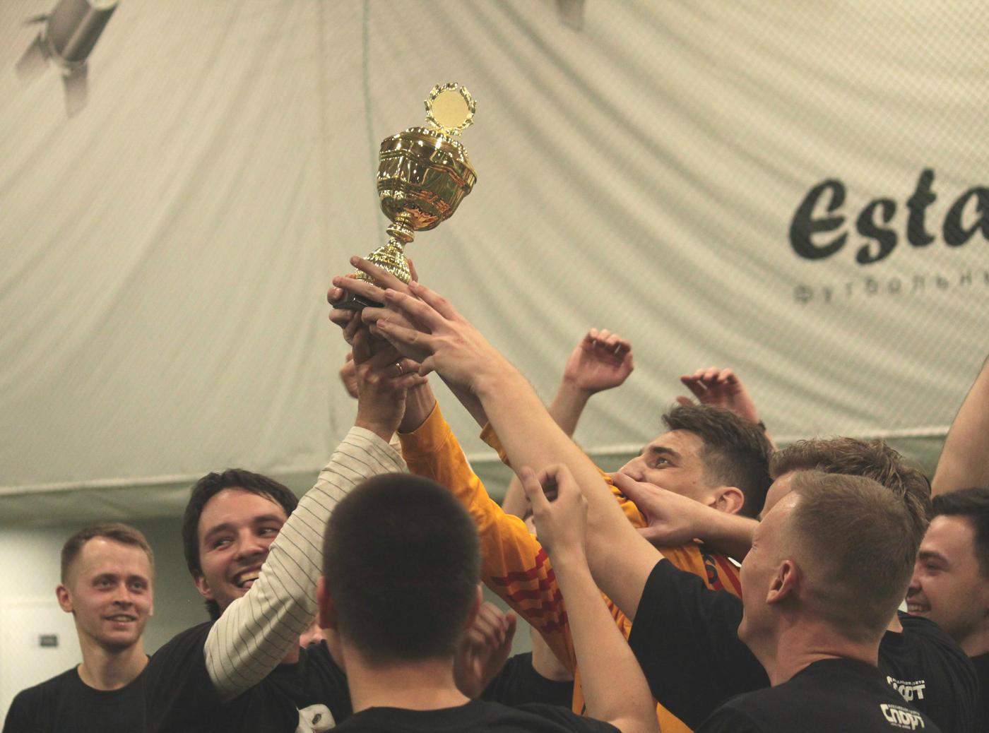 «Спорт День за Днем» выиграл Кубок журфака СПбГУ - фото