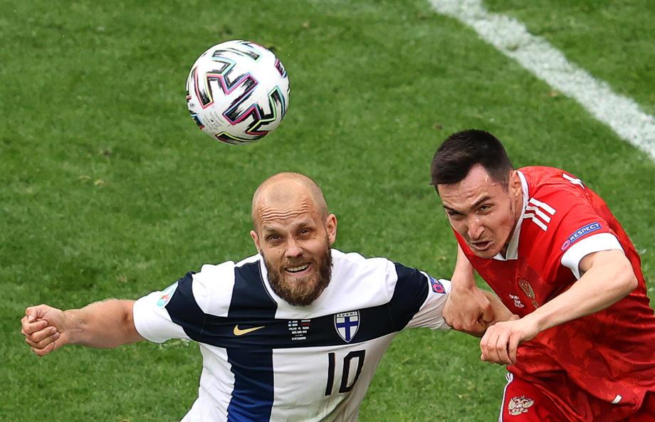 Караваев признался, что сборная Финляндии ничем не удивила - фото