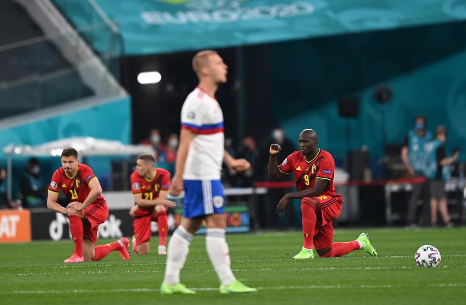 Жемалетдинов считает, что бельгийцы сами боялись играть в первые 15 минут встречи - фото