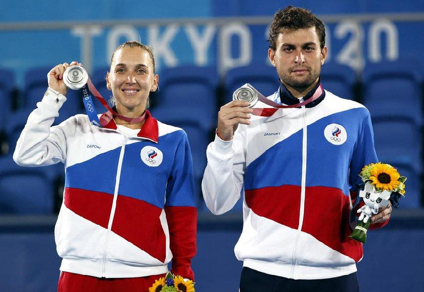 Веснина лишилась олимпийских медалей - фото