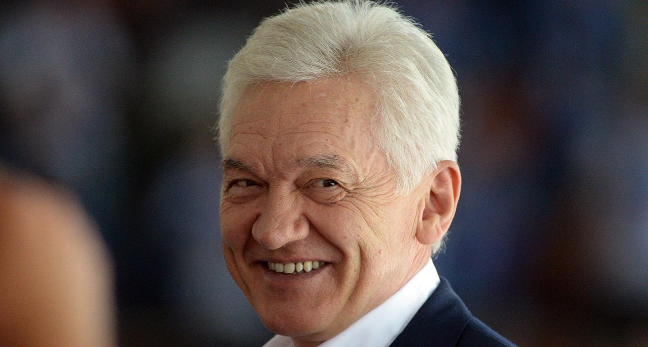 Геннадий Тимченко назвал команду, которая предложила потолок зарплат в 900 млн рублей - фото